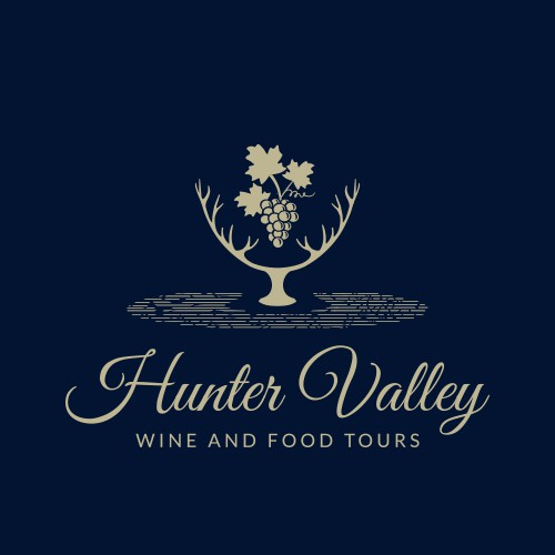 Hunter Valley Wine & Food Tours needs new standout logo