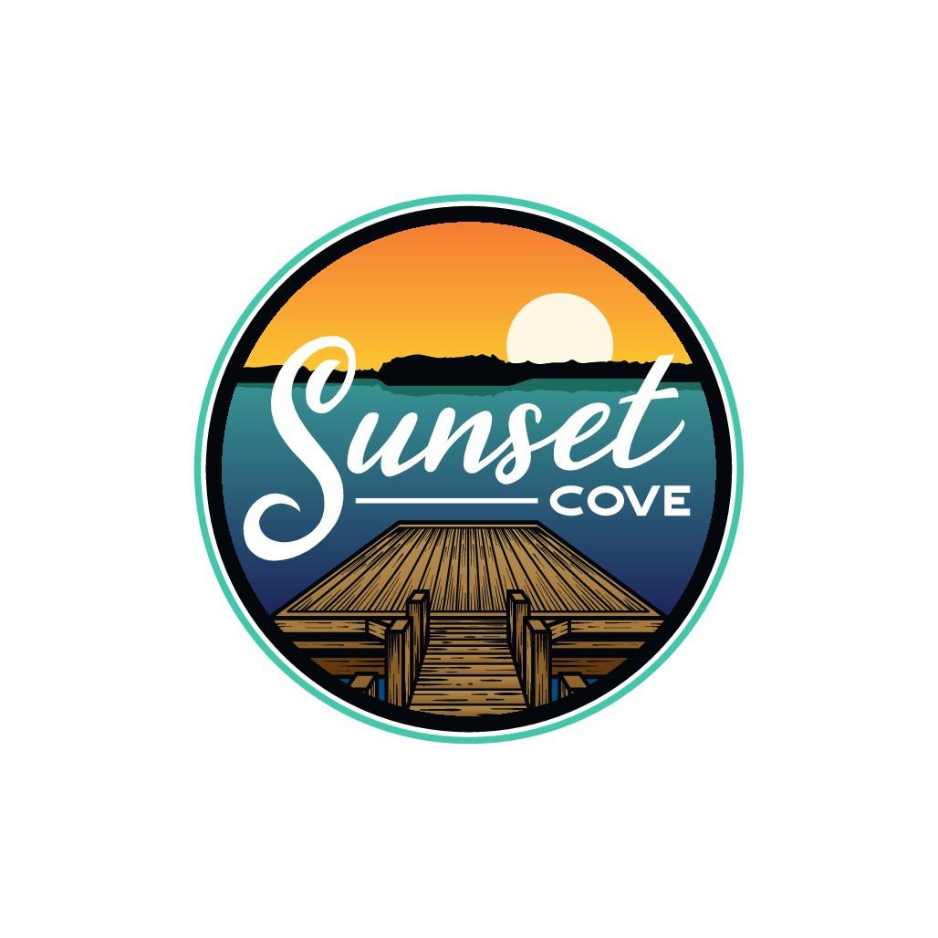 Sunset Lake Cove community logo contest