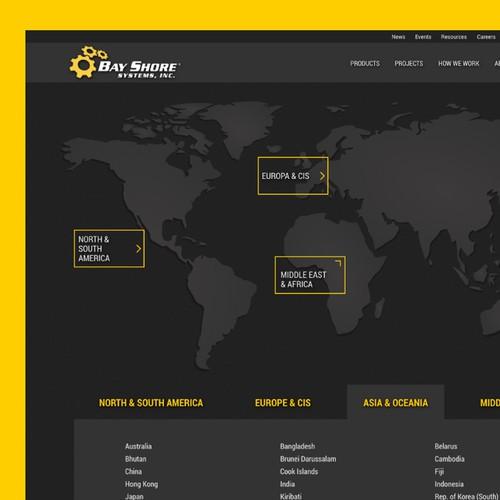 BayShore Website Redesign