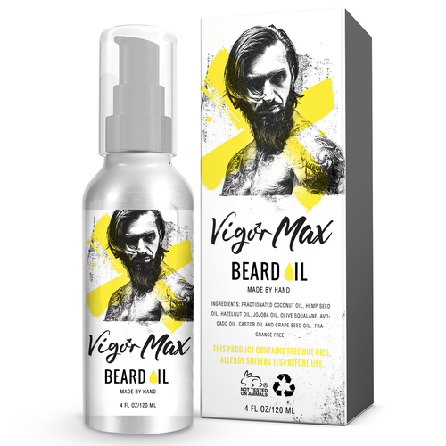 Handmade Beard Oil for Man
