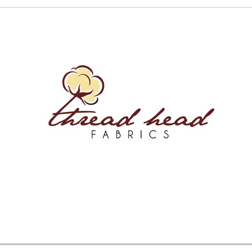 Unleash your creativity and design a logo for ThreadHeadFabrics online fabric shop!