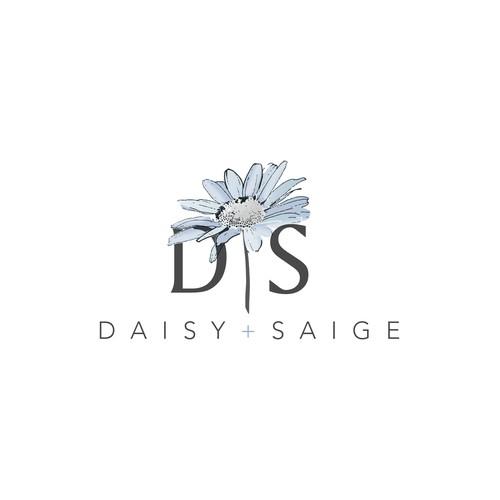 D | S DAISY+SAIGE LOGO