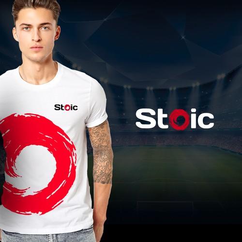 Stoic Logo Design
