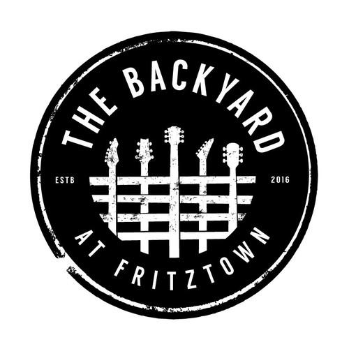 Backyard music fence