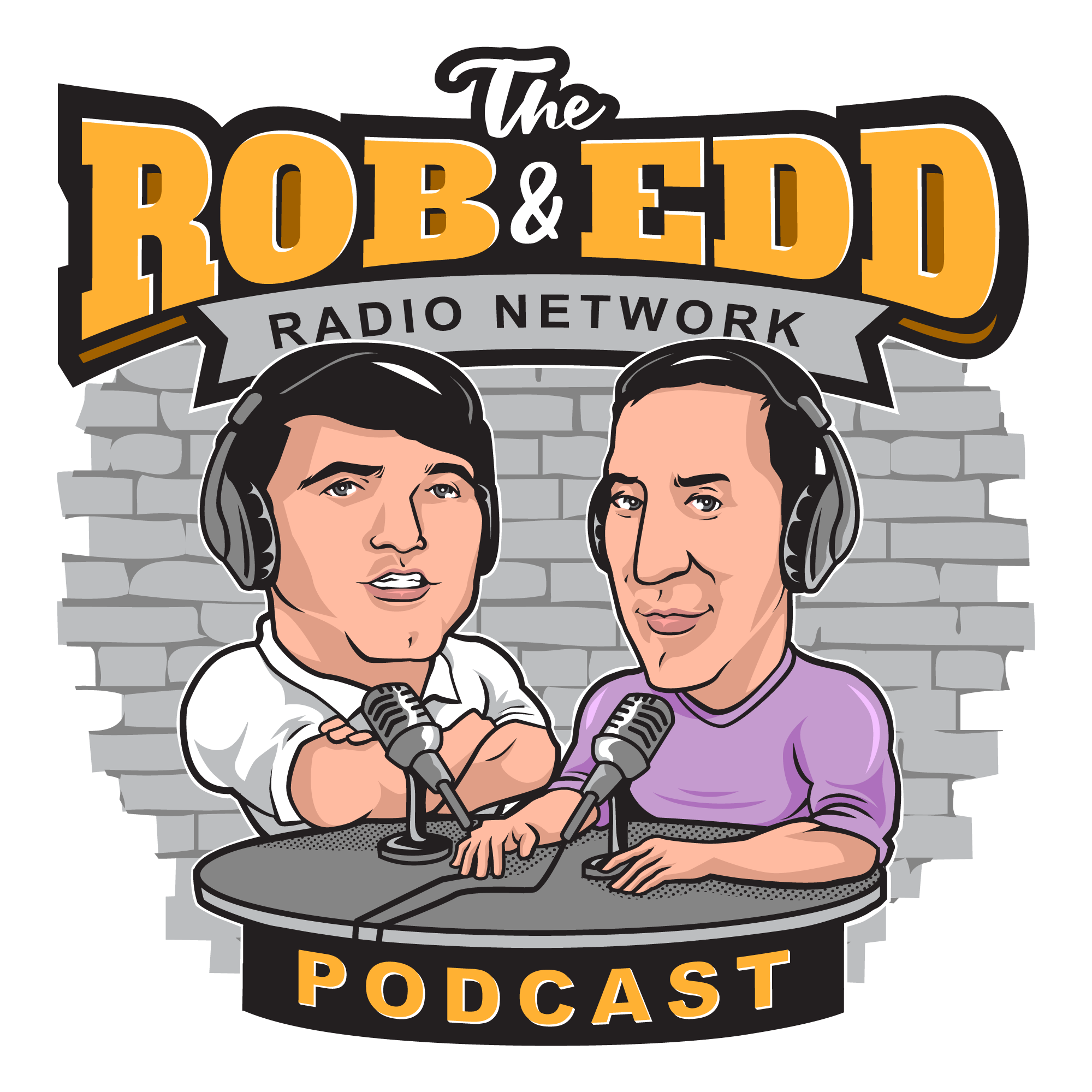 Can you help two guys with faces for radio?