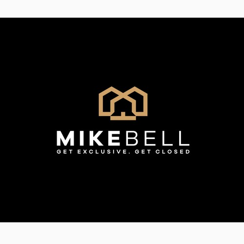 mike bell logo concept