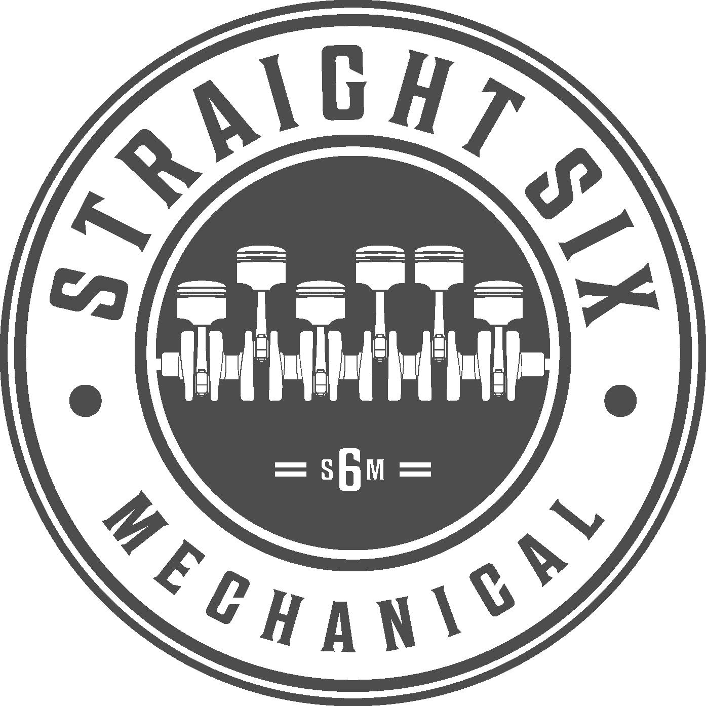 Mechanics logo for Coal mine mechanical contractor.