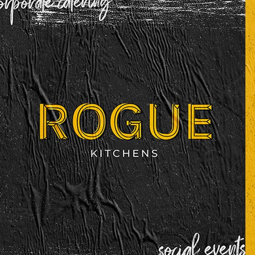 Logo for Rogue Kitchens