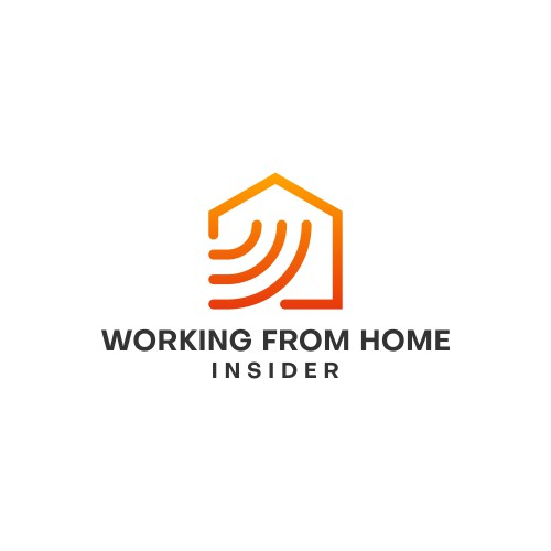 Simple logo for Wongking From Home Insider
