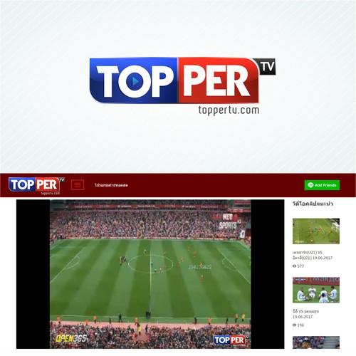 Topper Tv Logo