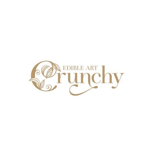 Logo for Crunchy.