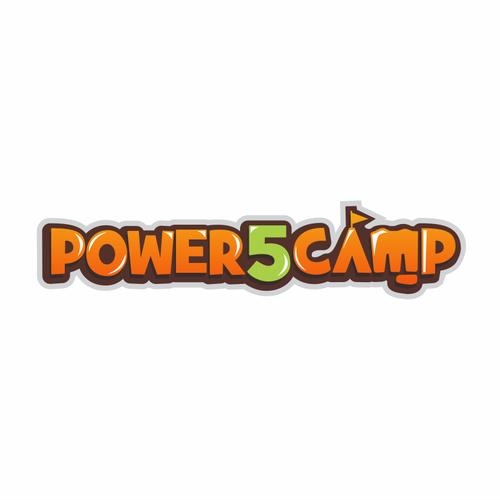 Power 5 summer day camp logo needed