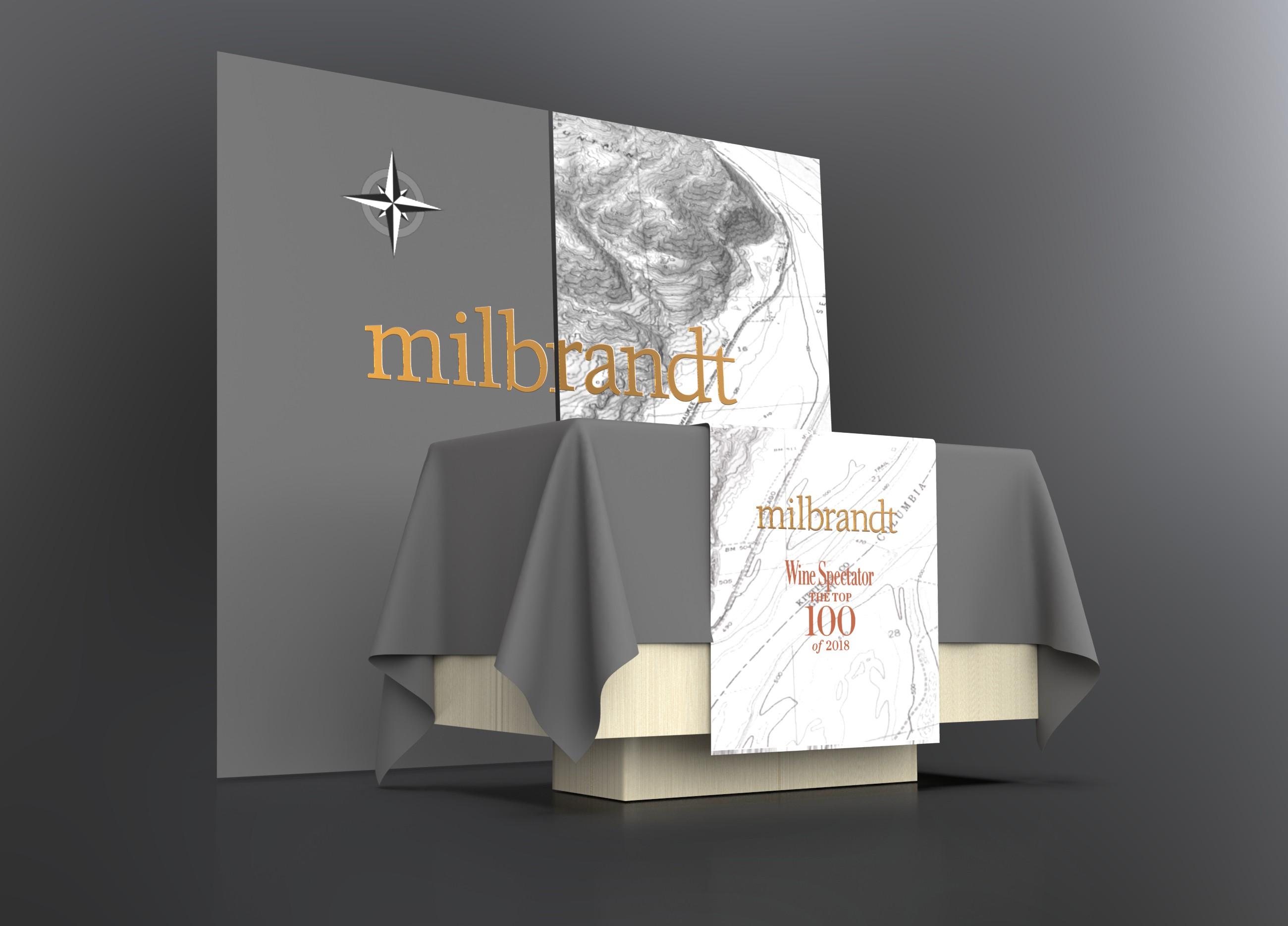 Milbrandt Wine Event Displays