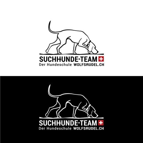 Logo für Hundschule.