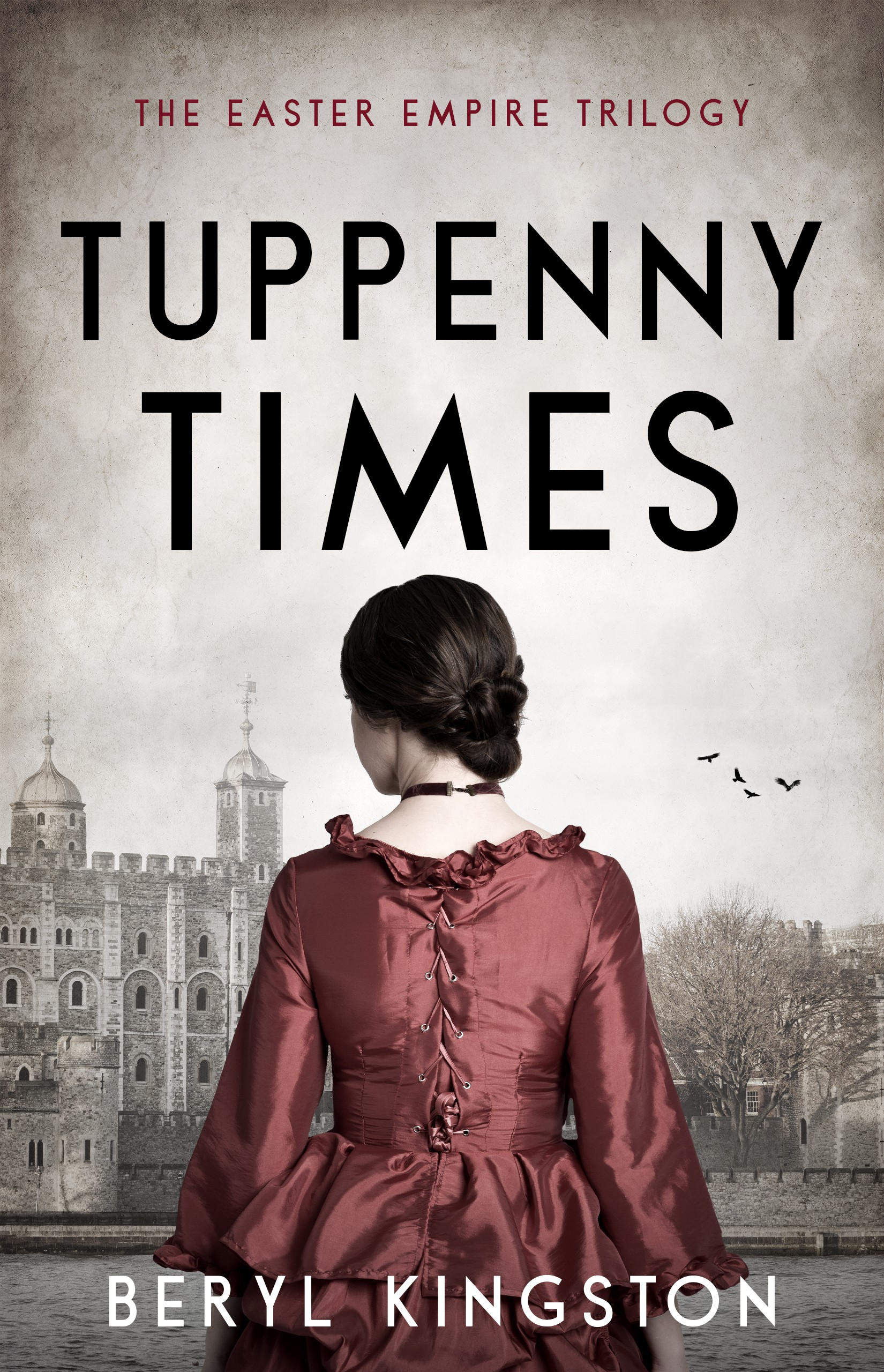 Tuppenny Times eBook Cover