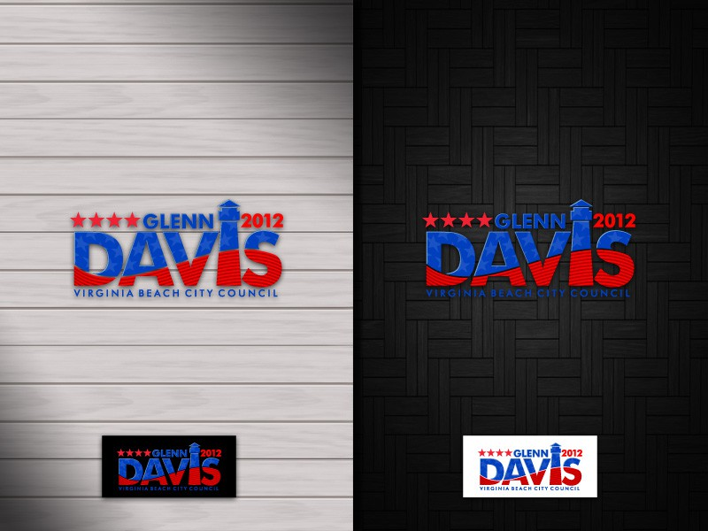 New logo wanted for Glenn Davis, Virginia Beach City Council