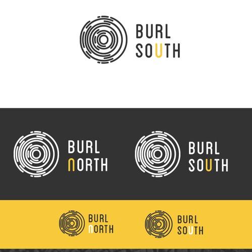 Burl North and Burl South Apartment Homes needs a Logo