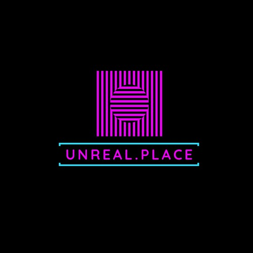 Unreal.Place VR logo