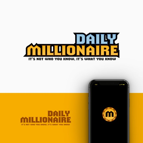 Logo for Daily Millionaire