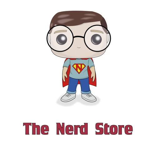 The Nerd Store Pop Vinyl !