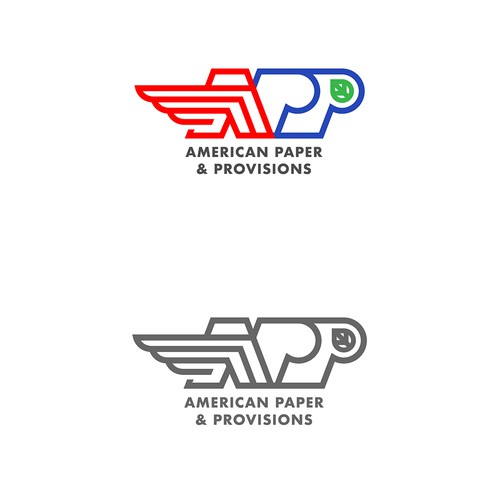 American Paper & Provisions Logo