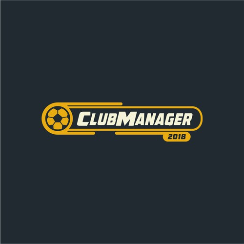 Logo for our upcoming Football Manager Game