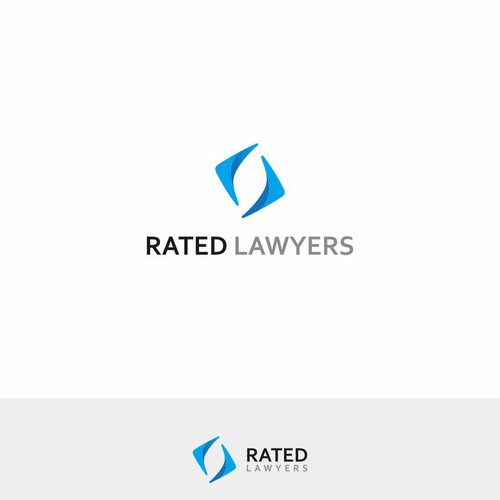 logo design for rated lawyers