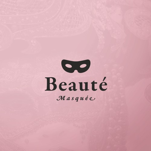 Beauté Masquée Logo Design