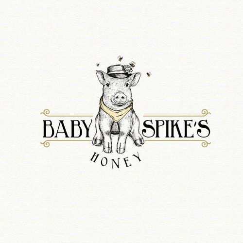 Baby Spike's Honey