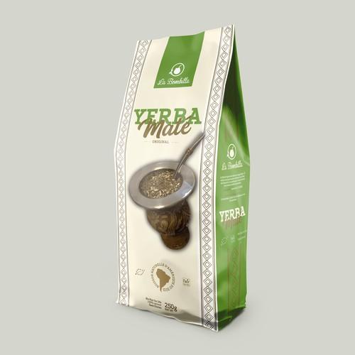 Packaging Yerba Mate