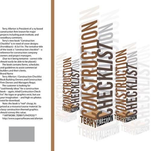 Construction Book NEEDS Cover Art