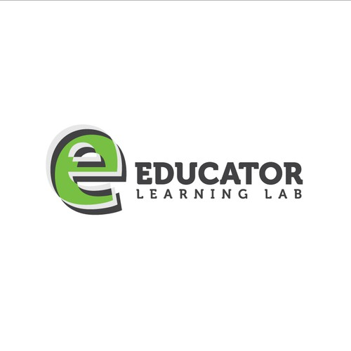 Logo for education community group