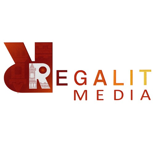 Logo work: Create a beautiful, classic logo for Regality Media