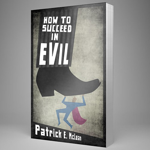 How to Succeed in Evil Book Cover