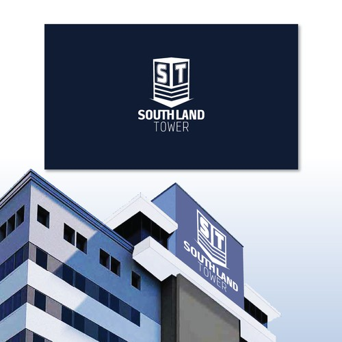 Logo for professional office building