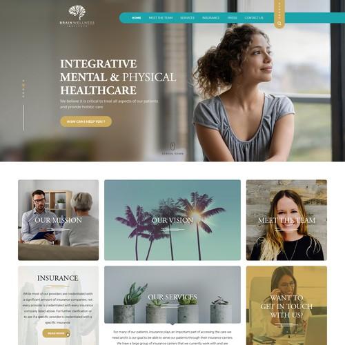 Brain Wellness Institute Project