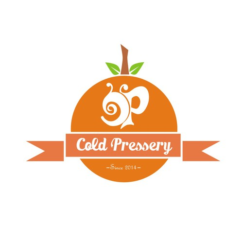 Create an exciting vintage logo for Cold Pressery!