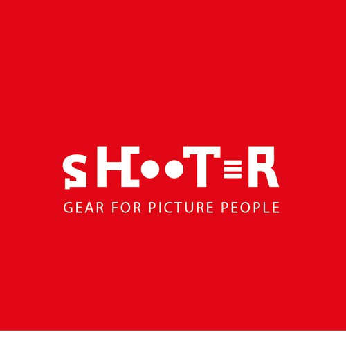 Shooter. Gear for picture people