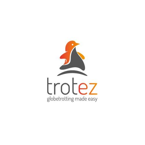 Logo for globetrotting service