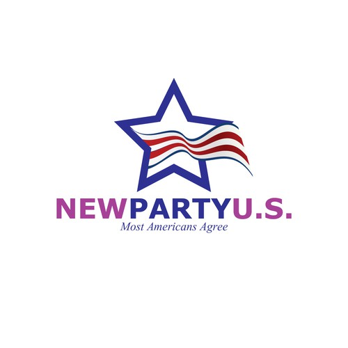 New Party U.S. Logo