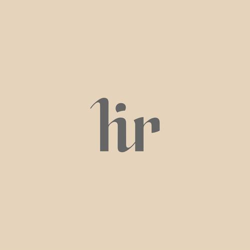 Modern Chic Logo For HIR