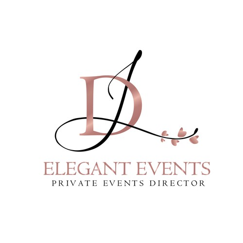 Elegant Events Logo Design
