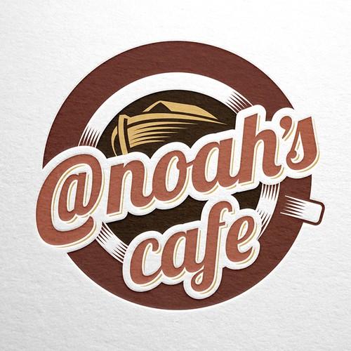 Creat a logo for a cafe