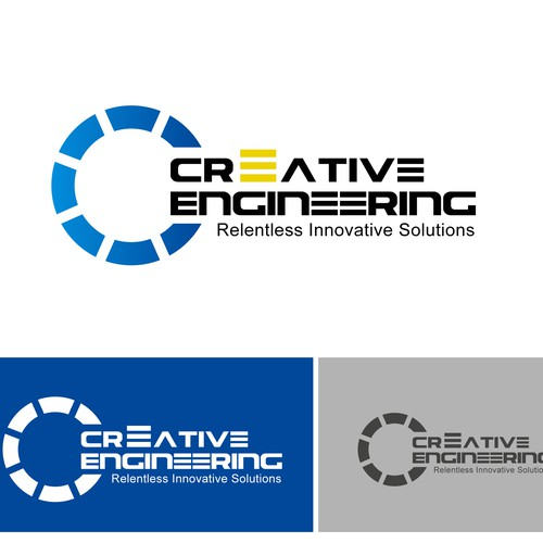 Create awesome logo for CE Creative Engineering, guaranteed prize!