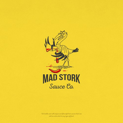 Mad Stork Sauce Co.