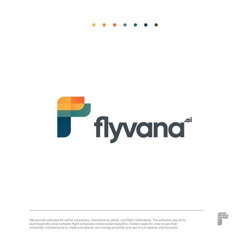 Clean Logo for flyvana