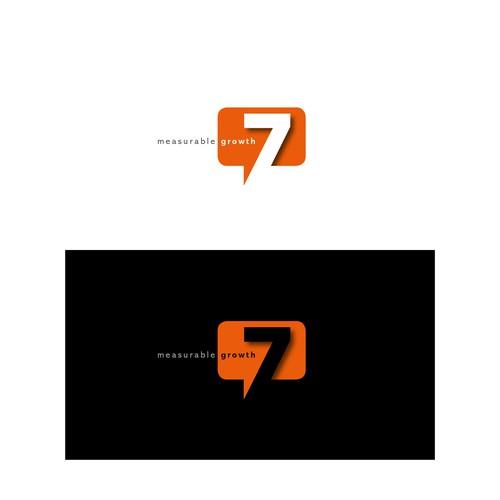 7 Communication logo