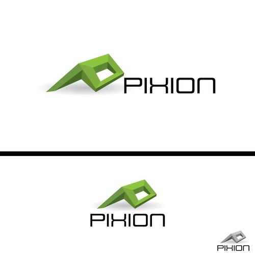 Bold logo for web developers