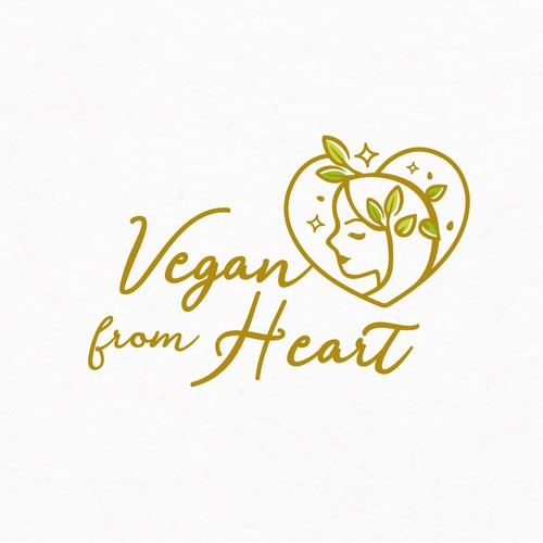 Vegan from Heart Logo
