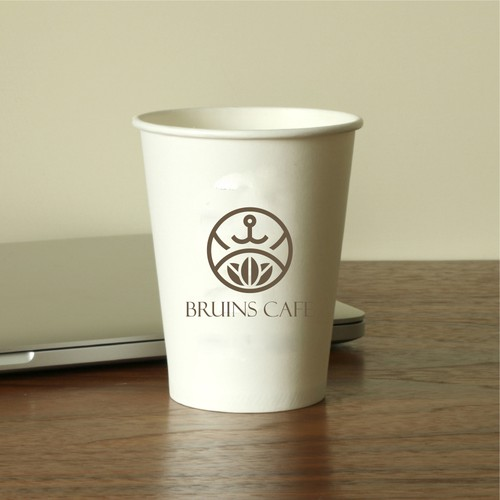 Logo concept for BRUINS cafe